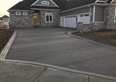 Residential Concrete in Toledo