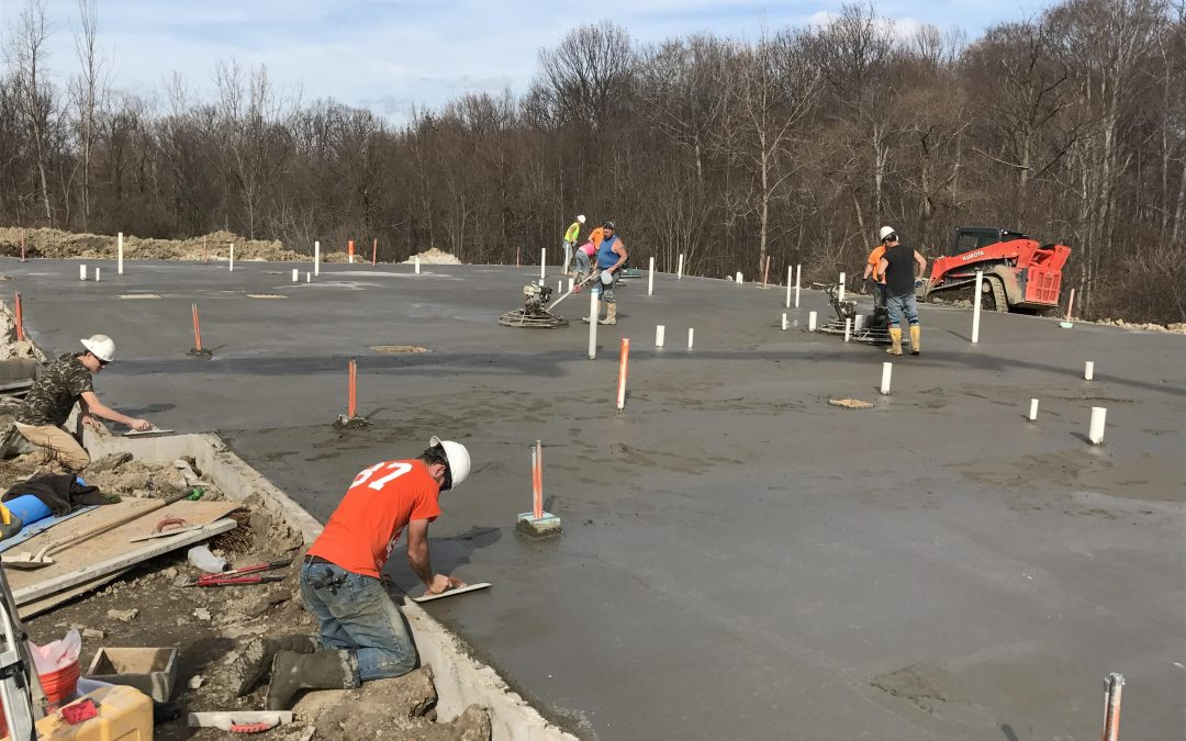 Commercial Concrete in Toledo 3