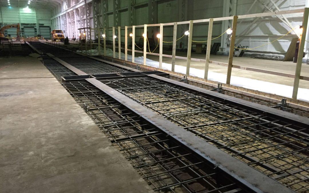 Industrial Concrete in Toledo 10