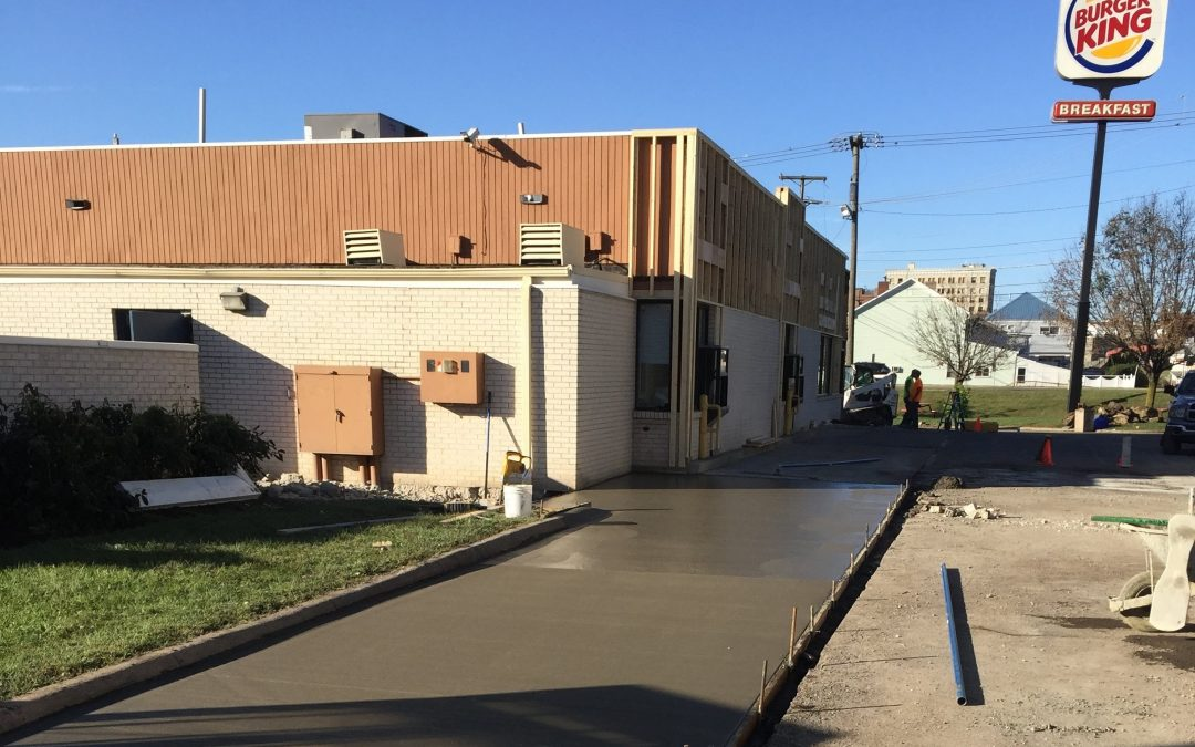 Commercial Concrete in Toledo 6