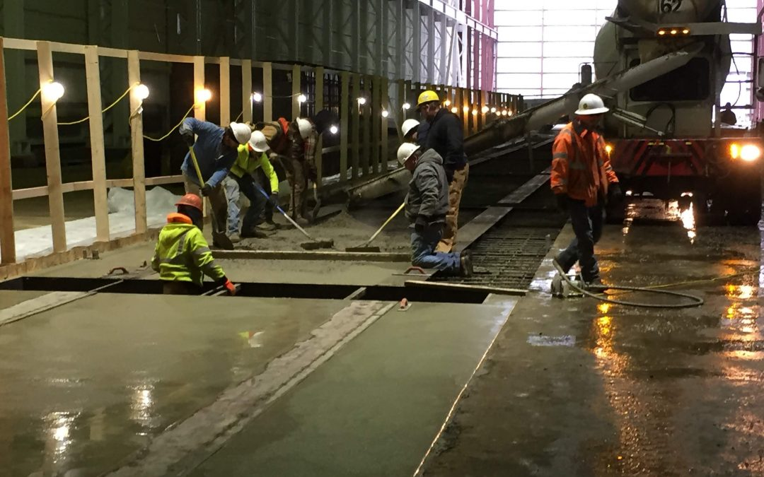 Industrial Concrete in Toledo 11
