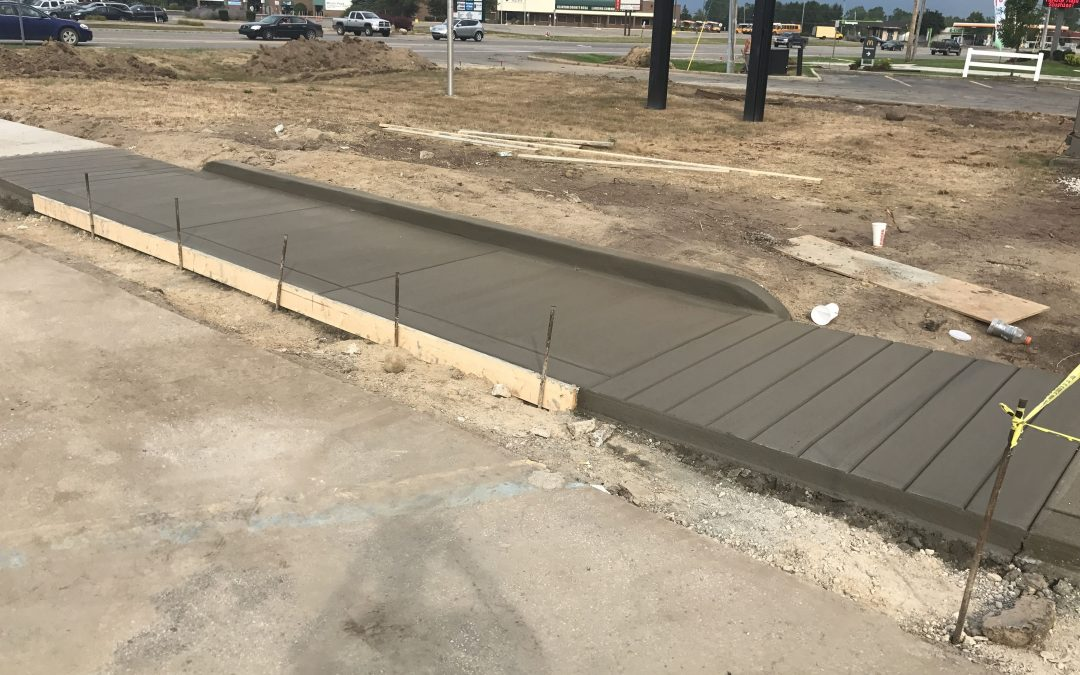 Commercial Concrete in Toledo 8