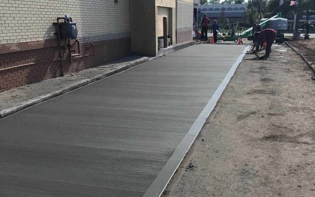Commercial Concrete in Toledo 9