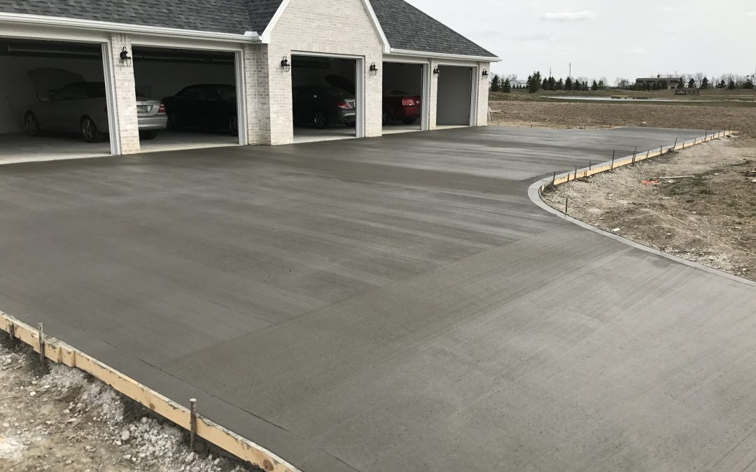 Residential Concrete in Toledo 12