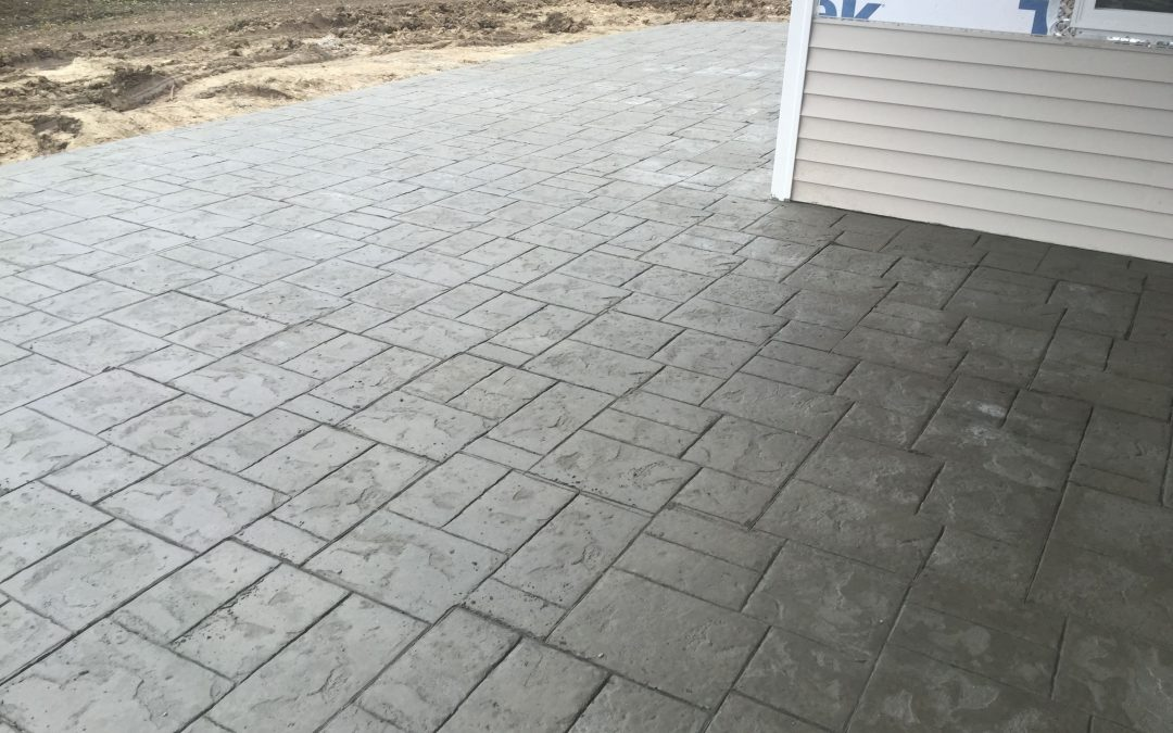 Decorative Concrete in Toledo 1