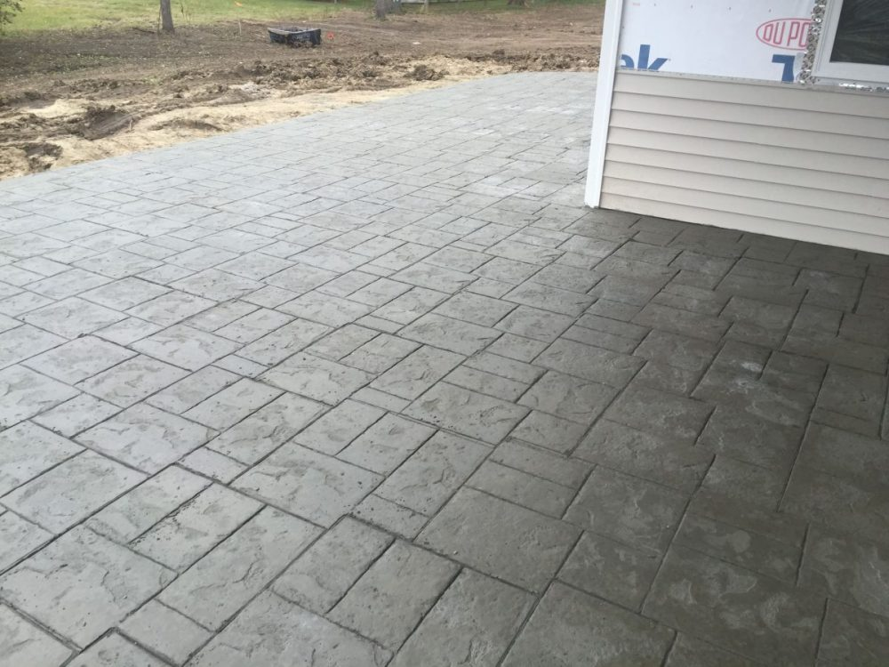 Toledo Decorative Concrete